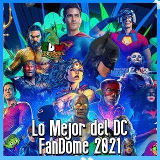 Lo Mejor del DC FanDome 2021