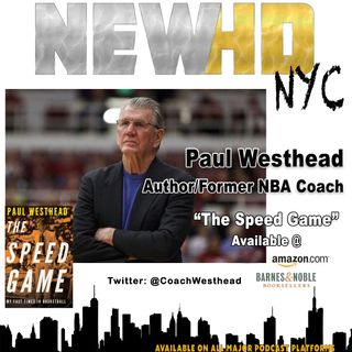 Episode 19 - Paul Westhead (Author/Former NBA Coach)