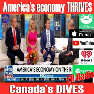 Morning moment US economy thrives Canada dives Dec 10 2018