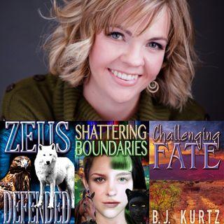 Author BJ Kurtz on Big Blend Radio