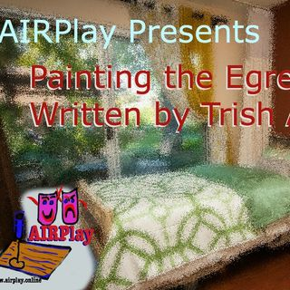 Painting the Egress by Trish Ayers