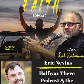 Spiritual Formation and Christian Podcasting with Eric Nevins