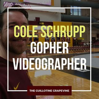 Cole Schrupp provides powerful and popular videos for Gopher wrestling - GG53
