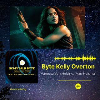 Byte Kelly Overton On Van Helsing's End