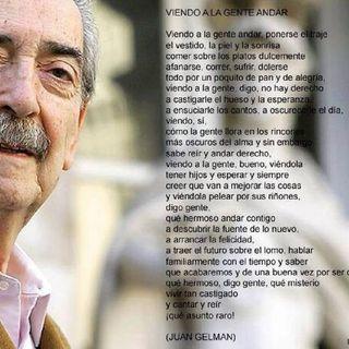 Viendo A La Gente Andar - Juan Gelman