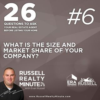 What is your market share in your area?