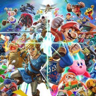 Liquid Gamer Podcast - Super Smash Bros.
