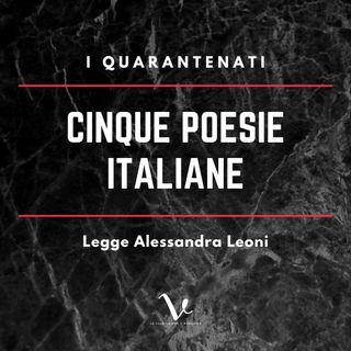 Cinque Poesie Italiane