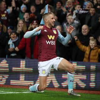 MNF: Hourihane haunts Bruce as Villa win