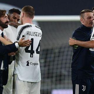 Serie A: la Juventus di Pirlo esordisce con un tris alla Samp. Bene anche Napoli e Genoa. Calciomercato: Inter, ecco Vidal