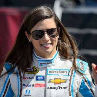 Here's what happened to Danica Patrick after the last NASCAR race...