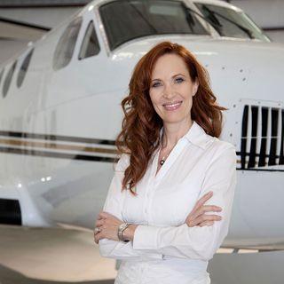 Aviation Trailblazer René Banglesdorf, Promoting Women in the Aviation Workforce