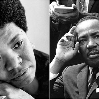 Remembering MLK 50 Years Later; Happy Birthday Dr. Maya Angelou