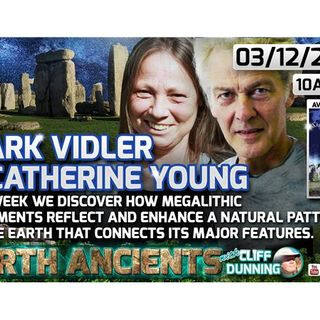 Mark Vidler: Sacred Geometry of the Earth