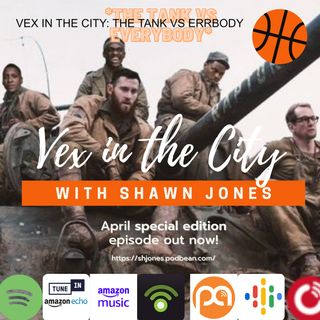 VEX IN THE CITY: THE TANK VS ERRBODY