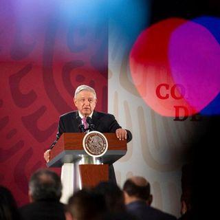 Descarta López Obrador encabezar Frente Contra Neoliberalismo