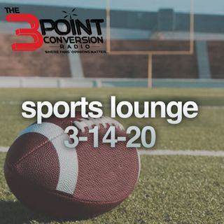 The 3 Point Conversion Sports Lounge- (Should NBA Extend Season), Interview W/ Green Bay Packers Za'Darius Smith, NFLPA Vote On CBA,