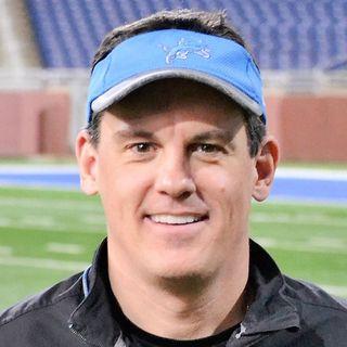 Chris Fritzsching - Detroit Lions Director of Football Education