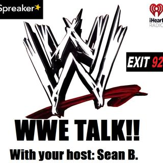 WWE TALK SIMULCAST EPISODE ONE