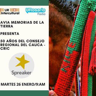 50 años del Consejo Regional del Cauca CRIC