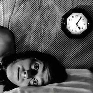 Por qué me da insomnio?