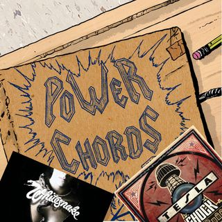 Power Chords Podcast: Track 37--Tesla and Whitesnake
