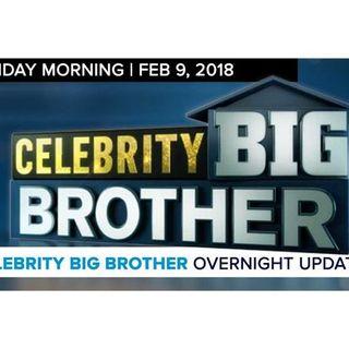 Celebrity Big Brother | Overnight Update Podcast | Feb 9, 2017