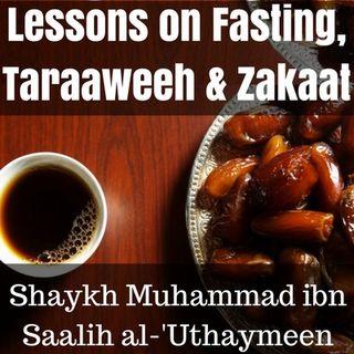 Preparation for Ramadan 4