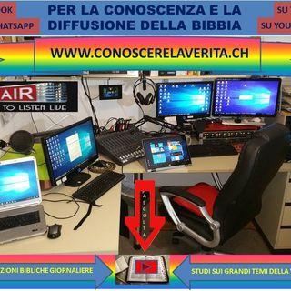 RADIO LOGOS CON RADIO.CONOSCERELAVERITA.CH