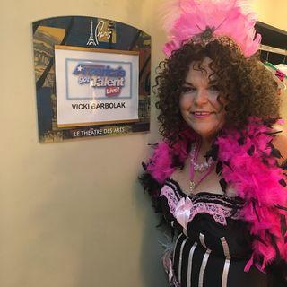 Episode #48: Comedian Vicki Barbolak Visits!