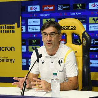 Mister Juric verso #InterVerona | 24 aprile 2021