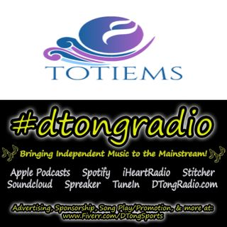 Top Indie Music Artists on #dtongradio - Powered by Totiems.com