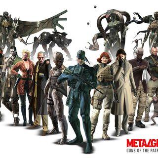 CYBERSHOW 119 Especial Metal Gear solid