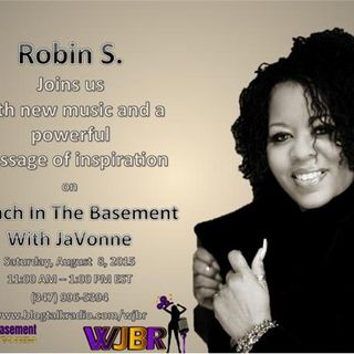 Robin S. on Brunch In The Basement With JaVonne