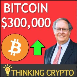 Legendary Investor Bill Miller Says BITCOIN Will Rise to $300,000 & Coinbase Investor Day