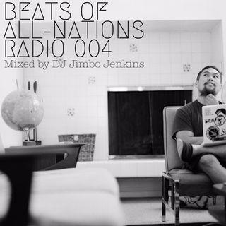 Radio Episode 004:  DJ Jimbo Jenkins