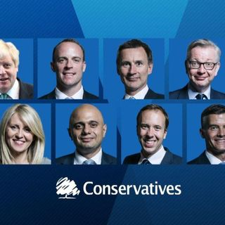 Tory leadership candidates make their pitches