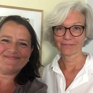 2. søndag efter trinitatis. Kirsten Jørgensen i samtale med Inge Lise Løkkegaard