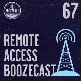Draught 67: Remote Access BoozeCast