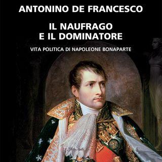 """Antonino De Francesco """"Il naufrago e il dominatore"""""""