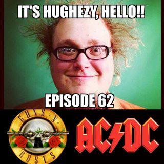 Ep. 62: Zac Amico & AC/DC vs Guns N' Roses