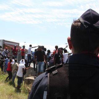 Ruspe sulla baraccopoli calabrese, ma servono case
