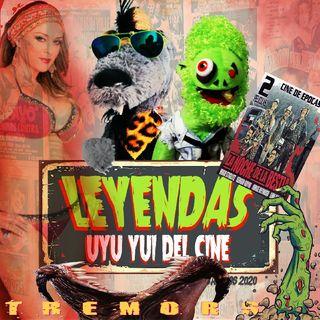 GUSANOS GIGANTES Episodio 11 - Leyendas Uyu Yui Del Cine