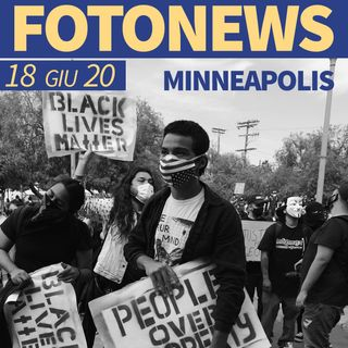 fotonews / 18.06.20 - MINNEAPOLIS