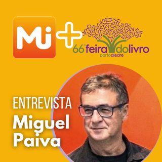 Entrevista com o cartunista Miguel Paiva - MJ na 66ª Feira do Livro de Porto Alegre