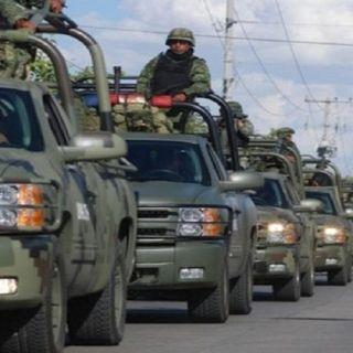 Guardia nacional, la mañanera de AMLO, la caravana migrante y más…