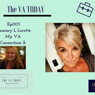How to Differentiate yourself in the Freelance VA world | Ep004 Tammy Lorette | The VA Today