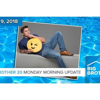 Big Brother 20 | Monday Morning Live Feeds Update