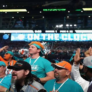 DT Daily: Dolphins Day 3 Draft Recap & Rosen vs Smith
