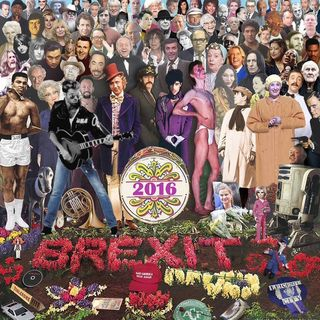 286 - 2016 In Memoriam - A rundown of the artists we lost in 2016